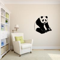 Panda Bear Wall Decal